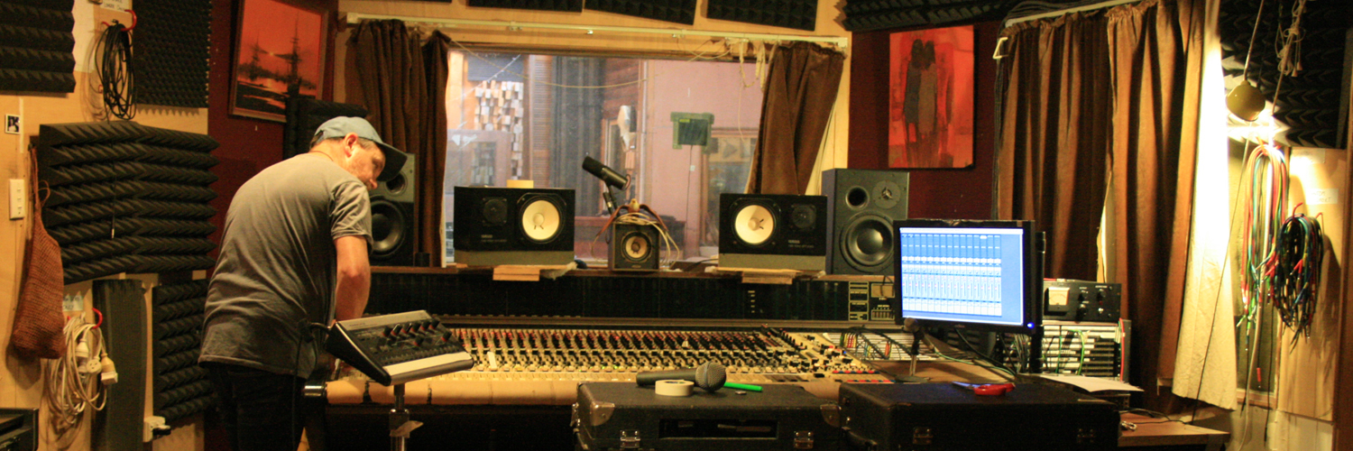 Soundpark Recording Studio, Northcote