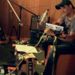 Claude Carranza on guitar