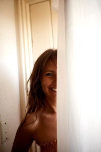 Fyerfly curtain smile. Photo: Larry Vila Pouca