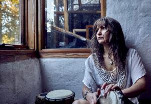 Fyerfly drum. Photo: Larry Vila Pouca